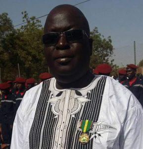 Maire de Lankoue